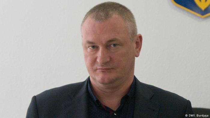 Ukraine Sergij Kniazev