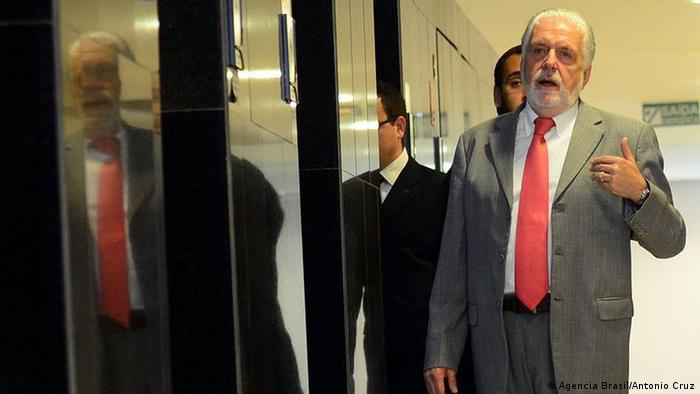 Brasilien Jaques Wagner, ehemaliger Minister (Agencia Brasil/Antonio Cruz)