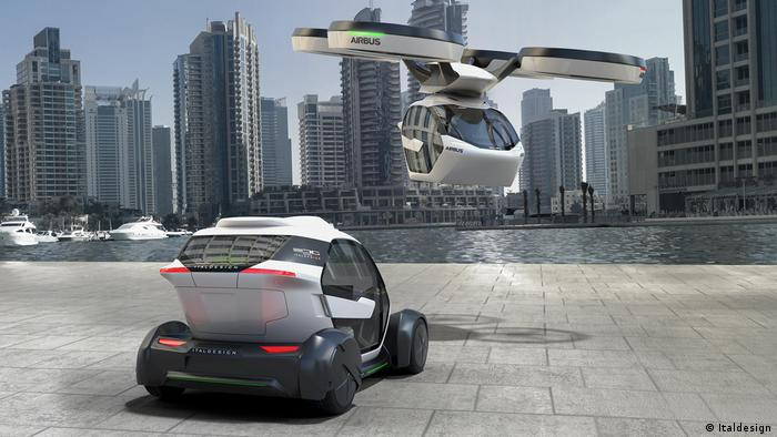 They just need to fly high enough′ - Airbus presents flying