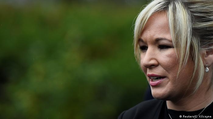 Sinn Fein-Chefin Michelle O'Neill