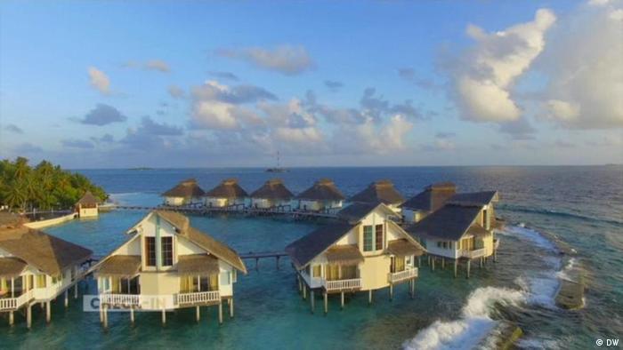 DW Sendung Check-in Malediven (DW)