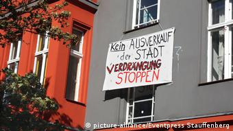 Wohnungsnot in Berlin (picture-alliance/Eventpress Stauffenberg)