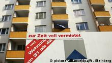 Wohnungsnot in Berlin (picture-alliance/dpa/W. Steinberg)