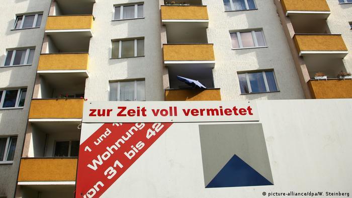 Wohnungsnot in Berlin