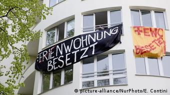 Wohnungsnot in Berlin (picture-alliance/NurPhoto/E. Contini)