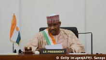 Niger Hama Amadou Parlamentspräsident