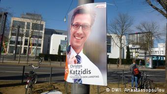 Christos Katzidis CDU Kandidat Landtagswahlen