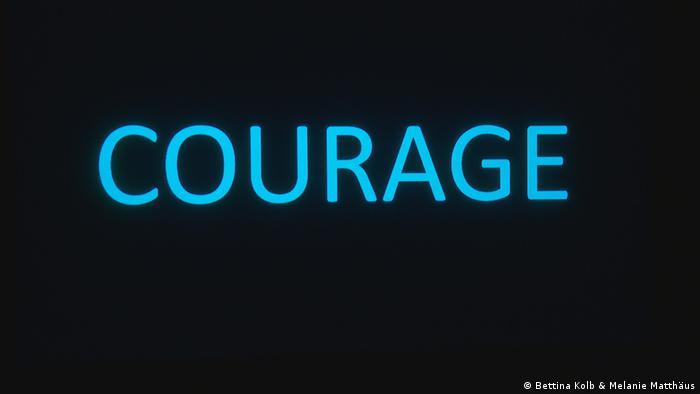 DW Kultur.21 Spezial - Courage. Against all odds!