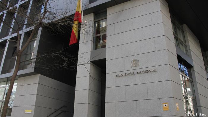 Zensur-Kampagne in Spanien - Gericht