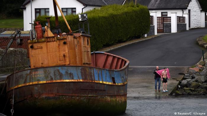 Northern Ireland Waterways present Brexit conundrum