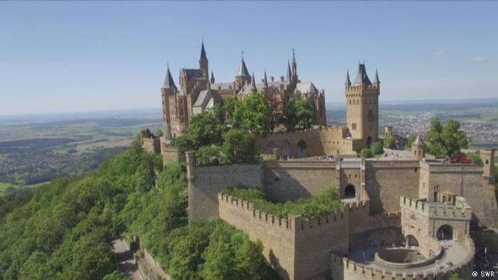 Castle Hohenzollern Plays Backdrop For A Movie Euromaxx Videos Dw 15 03 2017