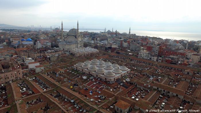 Türkei Großer Basar in Istanbul