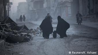 Syrien Zerstörung