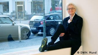 Photographer Angelika Platen in Berlin