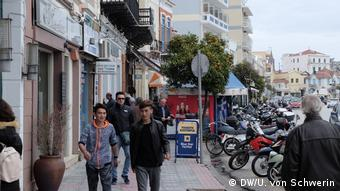Griechenland Migration Lesbos Reportage