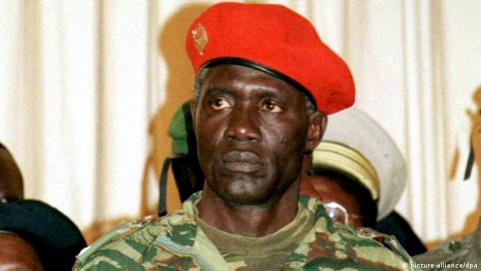 Guinea Bissau General Ansumane Mane (picture-alliance/dpa)