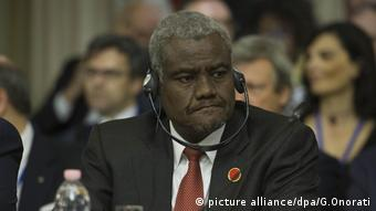 Moussa Faki Mahamat (picture alliance/dpa/G.Onorati)