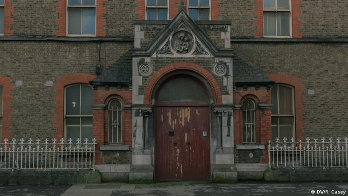 This building on Sean MacDermott Street in Dublin held the last operating Magdalene laundry in Ireland