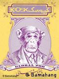 کیوسک در سومین آلبومش «باغوحش جهانی» راههای تازهای را با استفاده از موسیقی ملل و جیپسی تجربه کرد