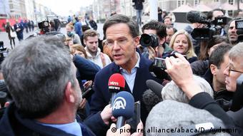 Niederlande vor der Wahl | Mark Rutte