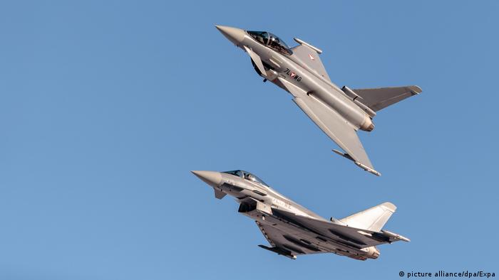 Истребители Eurofighter