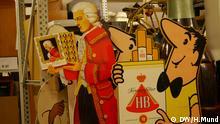 Historische Schätze - Haus der Geschichte öffnet unterirdische Depots für Besucher