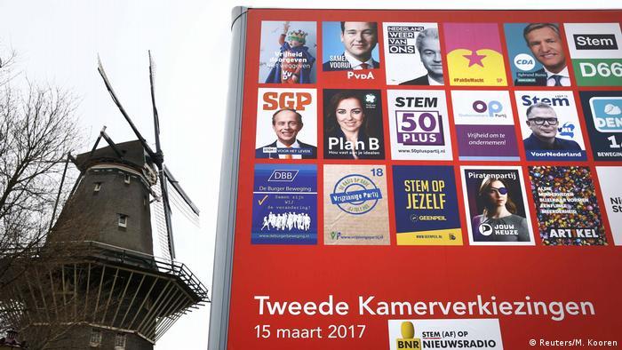 Передвиборча агітація в Нідерландах