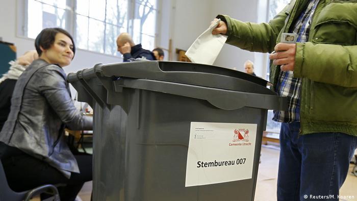 Niederlande Wahl