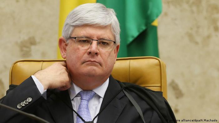 Rodrigo Janot inicia seu último mês como procurador-geral da República
