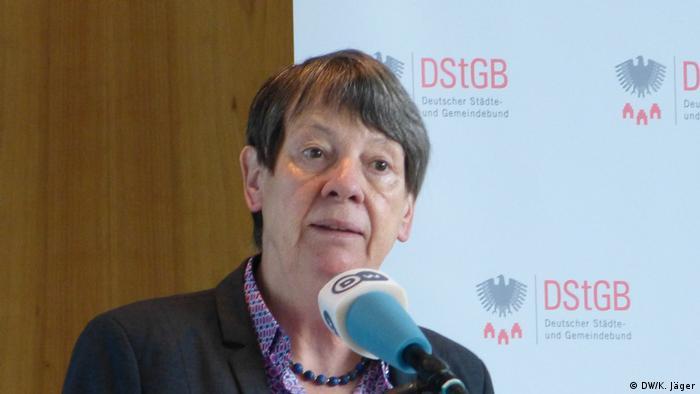 Deutschland Barbara Hendricks SPD Bundesumweltministerin