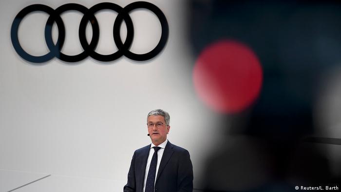 """Экс-глава Audi обвинен в мошенничестве в связи """"дизельным скандалом"""""""