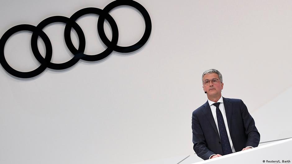 В Германии задержан глава Audi Руперт Штадлер   DW   18.06.2018