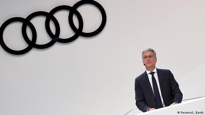 Deutschland PK Audi (Reuters/L. Barth)
