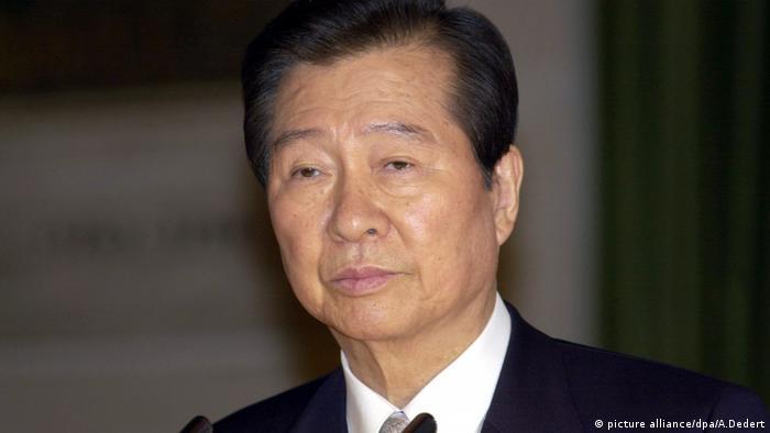 Friedensnobelpreisträger Kim Dae Jung (picture alliance/dpa/A.Dedert)