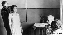 Ukraine Ärztliche Untersuchung Zwangsarbeiter