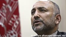 Afghanistan Hanif Atmar (picture alliance/AP Photo/R. Gul)
