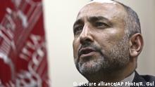 Afghanistan Hanif Atmar