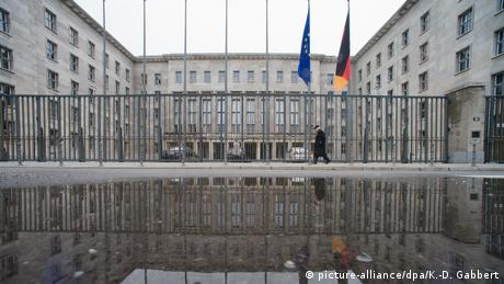 Bundesfinanzministerium in Berlin (picture-alliance/dpa/K.-D. Gabbert)