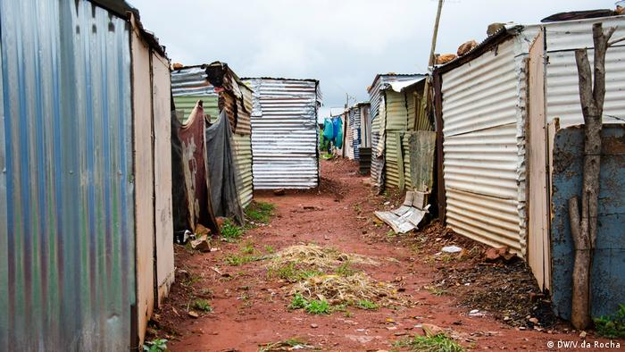 White Slums - South Africa