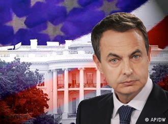 Zarkozy invita a Zapatero a la Casa Blanca.
