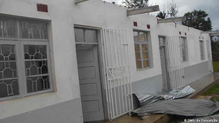 Mosambik Ein Monat nach Zyklon Dineo