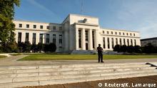 USA Notenbank Fed erhöht erneut leicht den Leitzins