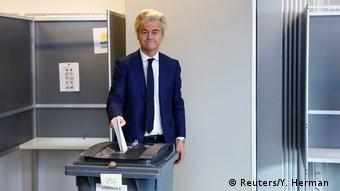 Niederlande Geert Wilders (Reuters/Y. Herman )