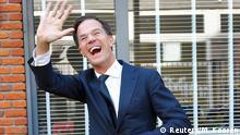Niederlanden Wahl | Prognose: Rutte-Partei stärkste Kraft