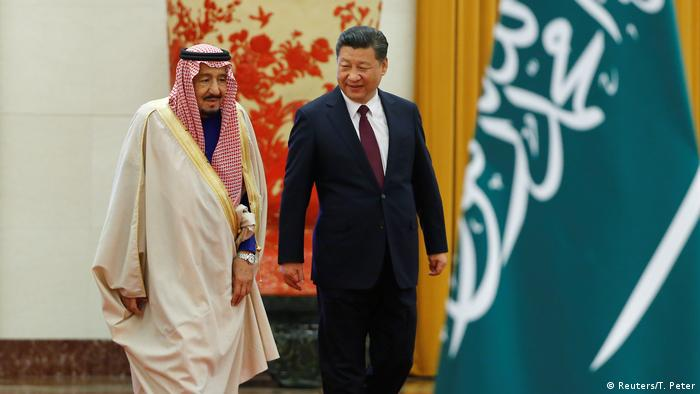 Saudi Arabian King Salman signs billion-dollar deals in China | Asia| An in-depth look at news from across the continent | DW | 16.03.2017