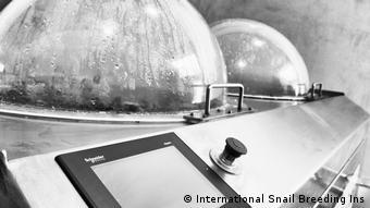Italien International Snail Breeding Institute of Cherasco