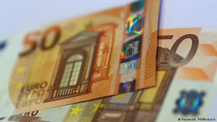 Deutschland | Bundesbank stellt neue 50-Euro-Note vor