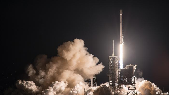 USA SpaceX Start EchoStar XXIII (SpaceX)