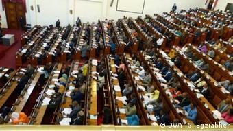 Äthiopien | Parlament