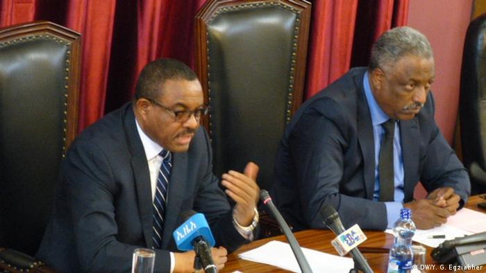 Äthiopien   Parlament